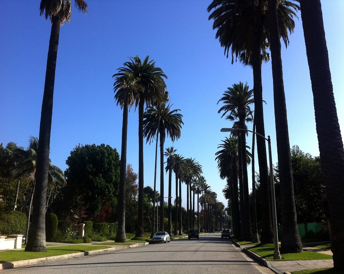 Beverly Hills home listings