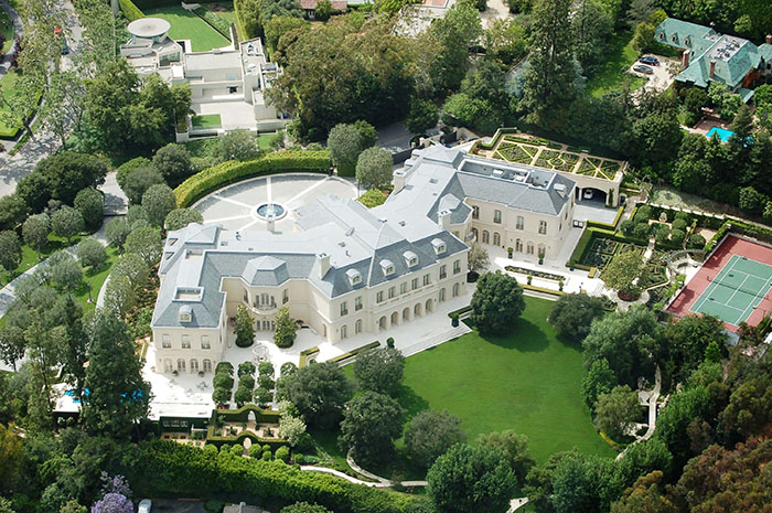 Holmby Hills Los Angeles California