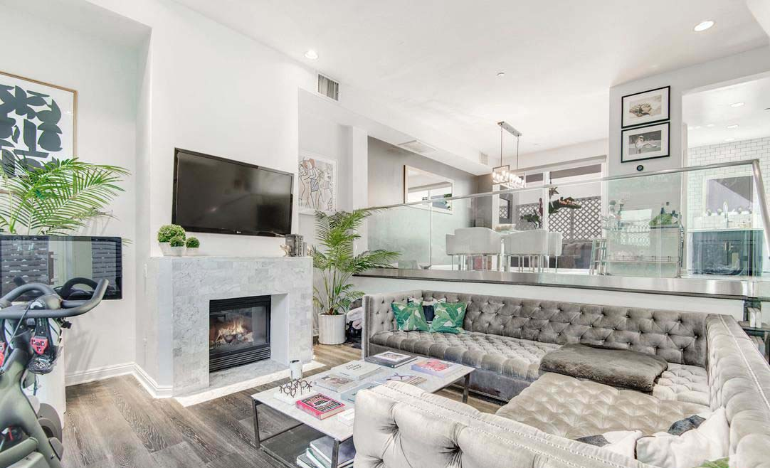 luxury homes for lease West Hollywood