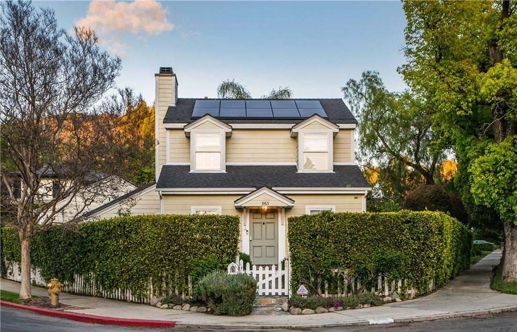 luxury homes for lease Los Angeles
