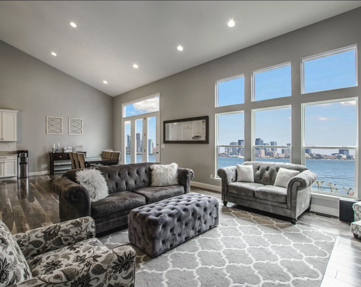 Inside a luxury property on the Golden Mile