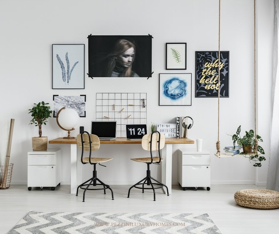 6 Tips on Creating the Perfect Luxury Home Office When Selling